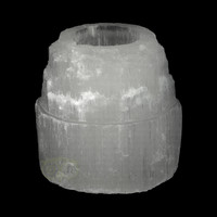 thumb-Seleniet Sfeerlicht Nr 2  ⇑ 8 cm - 740 gram-2