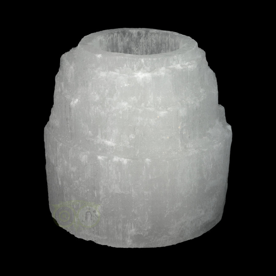 Seleniet Sfeerlicht Nr 3  ⇑ 8 cm - 712 gram-2