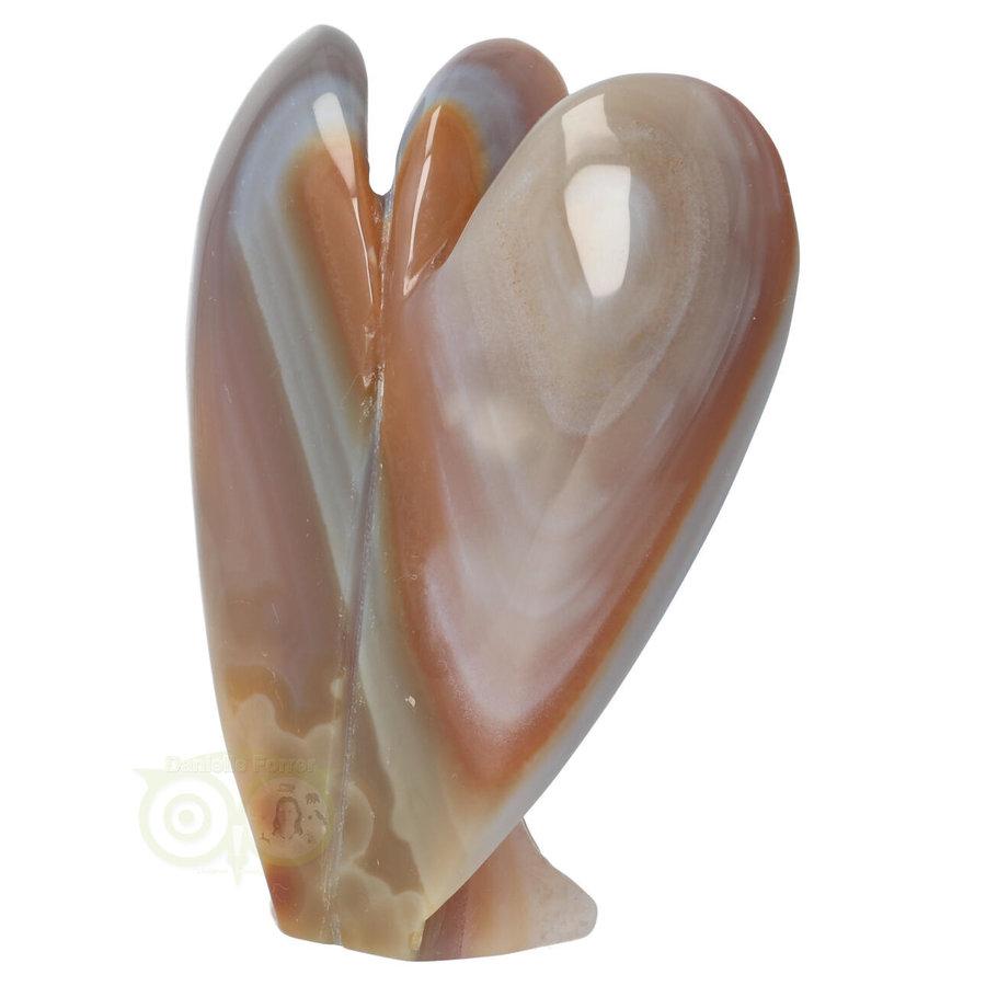 Agaat Engel 9.4 cm Nr 8 - 196 gram-5