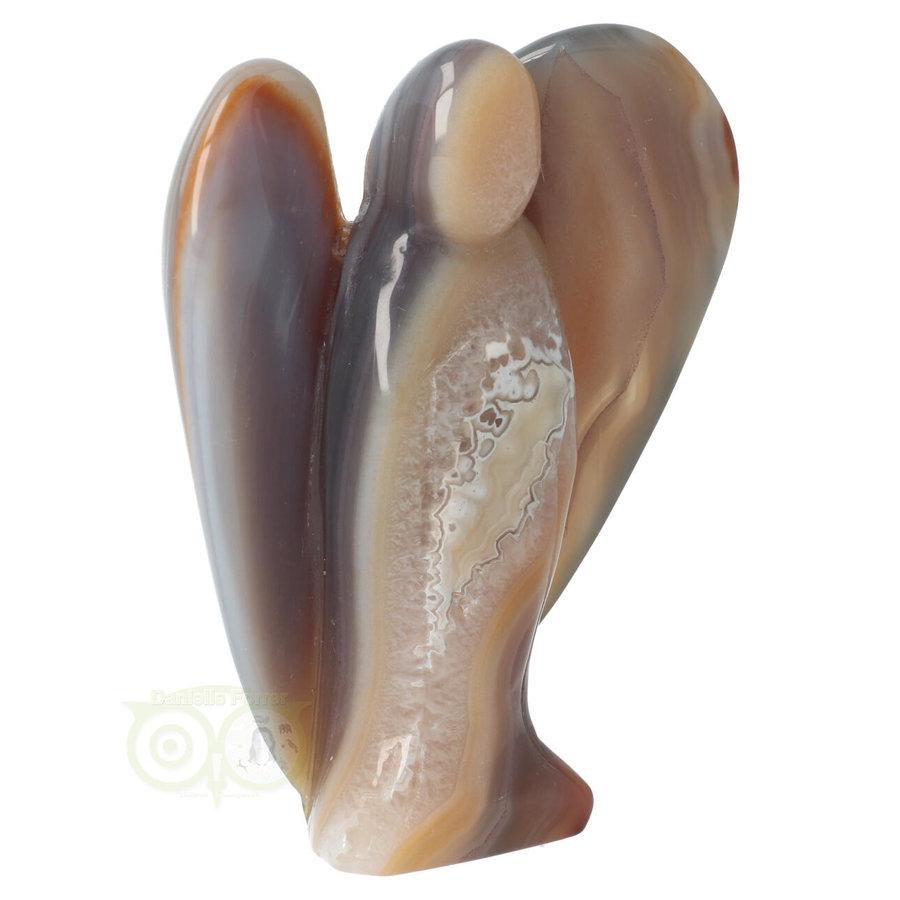 Agaat Engel 9.4 cm Nr 8 - 196 gram-8