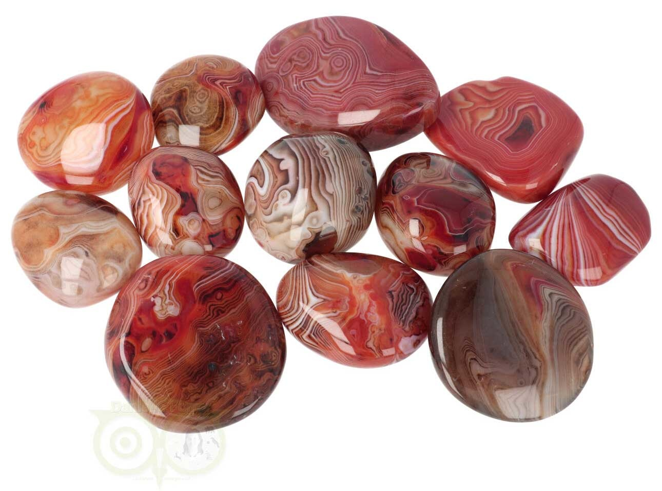 Rode Agaat - Carneool Topkwaliteit Jumbo en edelstenen | Edelstenen Webwinkel - Webshop Danielle Forrer