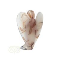 thumb-Agaat Chalcedoon Engel 9.5 cm Nr 16 - 154 gram-4