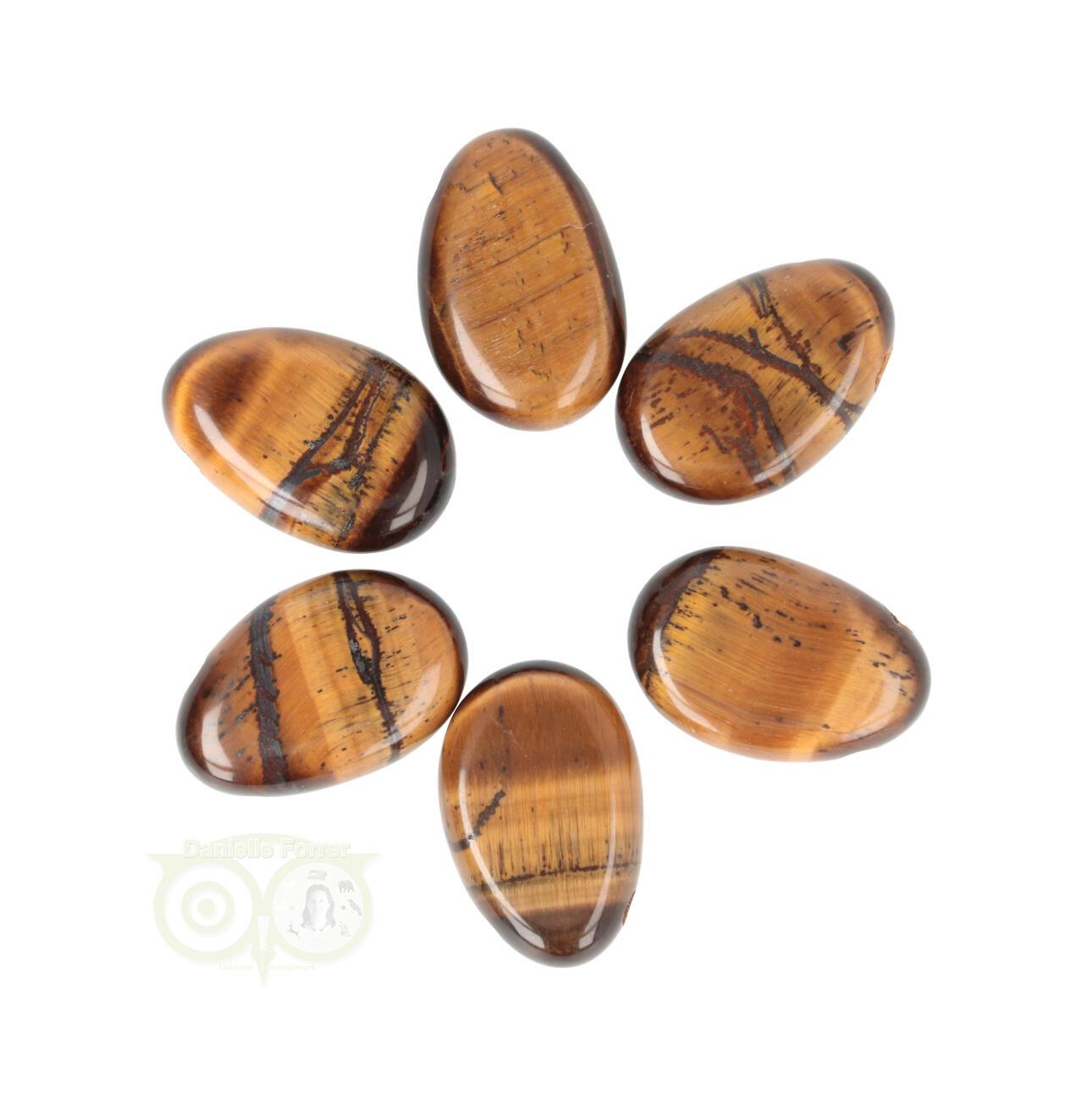 Tijgeroog edelstenen hangers | Tijgeroog sieraden kopen | Edelstenen Webwinkel - Webshop Danielle Forrer