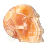thumb-Oranje Calciet schedel 2015 gram-1