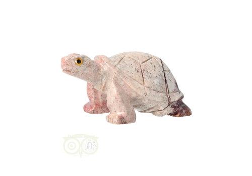Speksteen ( Steatiet ) Schildpad Nr 9