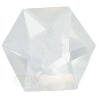 thumb-Bergkristal Ster -Hexagon Nr 11 - 190  gram-1
