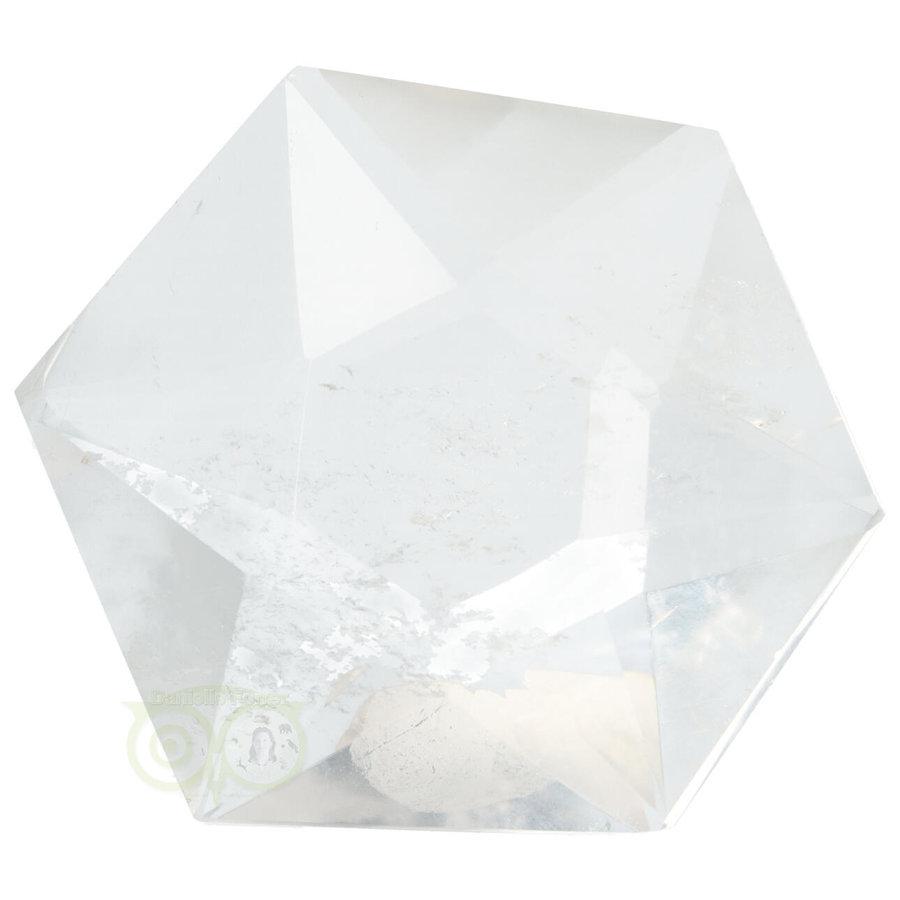 Bergkristal Ster -Hexagon Nr 11 - 190  gram-2