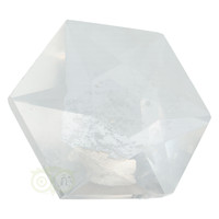 thumb-Bergkristal Ster -Hexagon Nr 11 - 190  gram-3
