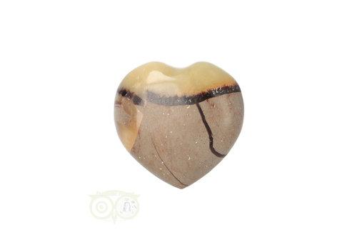 Septarie hart ± 3 cm Nr 19