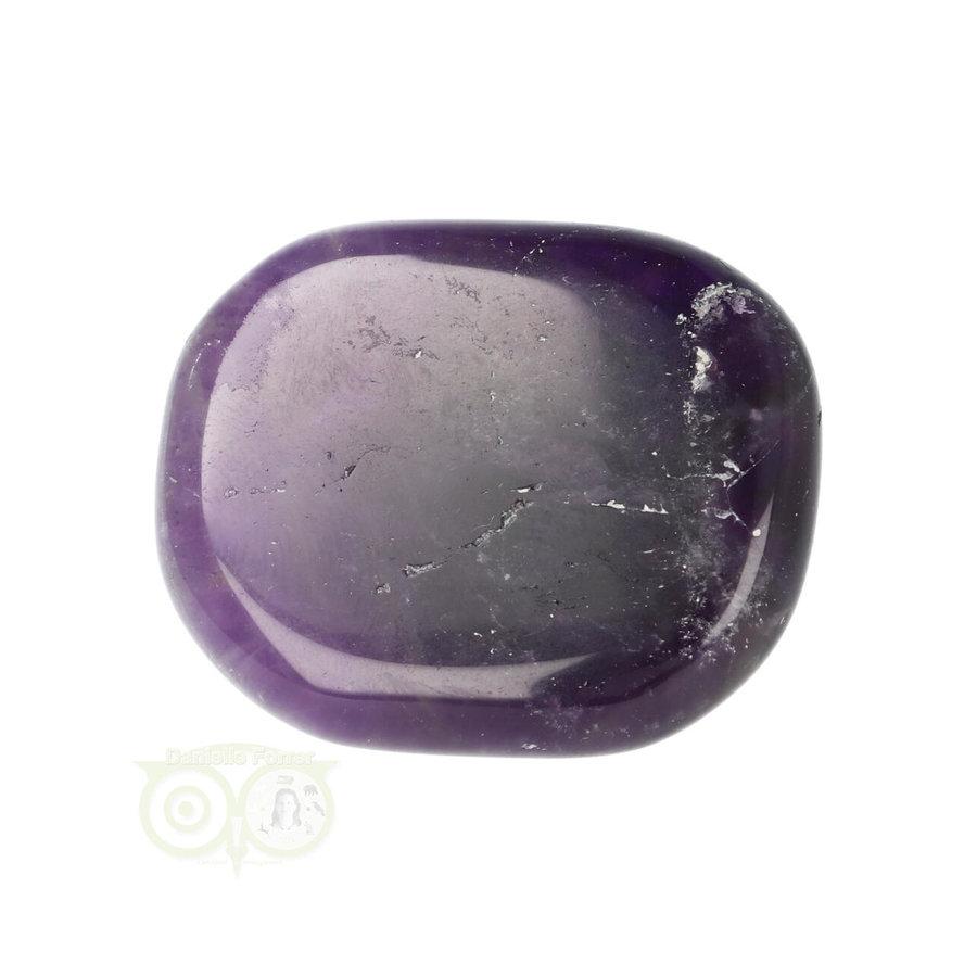 Amethist oplegsteen - zaksteen Nr 15 - 28 gram-1
