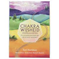 thumb-Chakra Wijsheid Orakel Set - Tori Hartman + extra engelstalig boek 'How To..-4