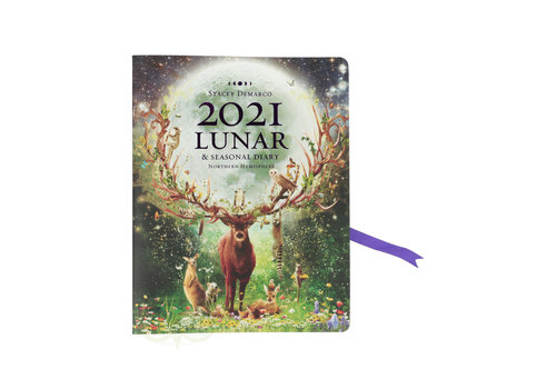 2021 Lunar and Seasonal Diary - Stacey Demarco