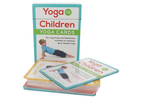 Yoga for Children - Yoga Cards - Lisa Flynn