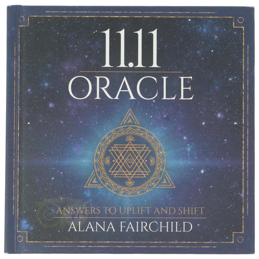 11.11 Oracle ( Book) - Alana Fairchild-1