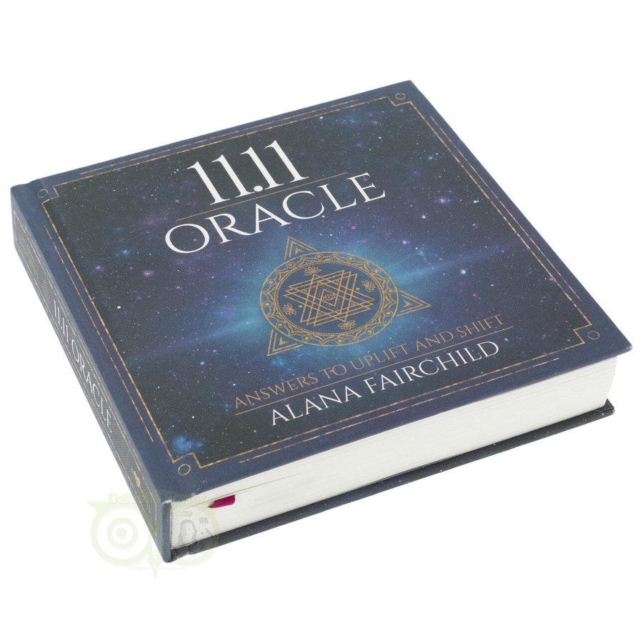 11.11 Oracle ( Book) - Alana Fairchild-2