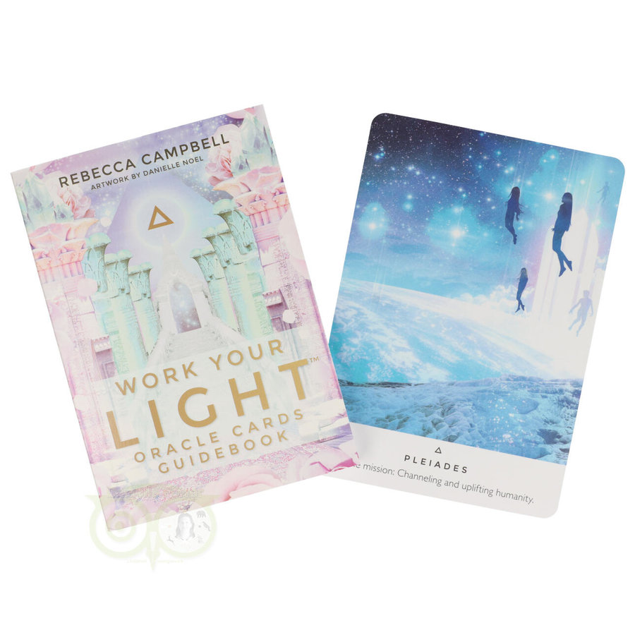 Work your light oracle cards - Rebecca Campbell-4