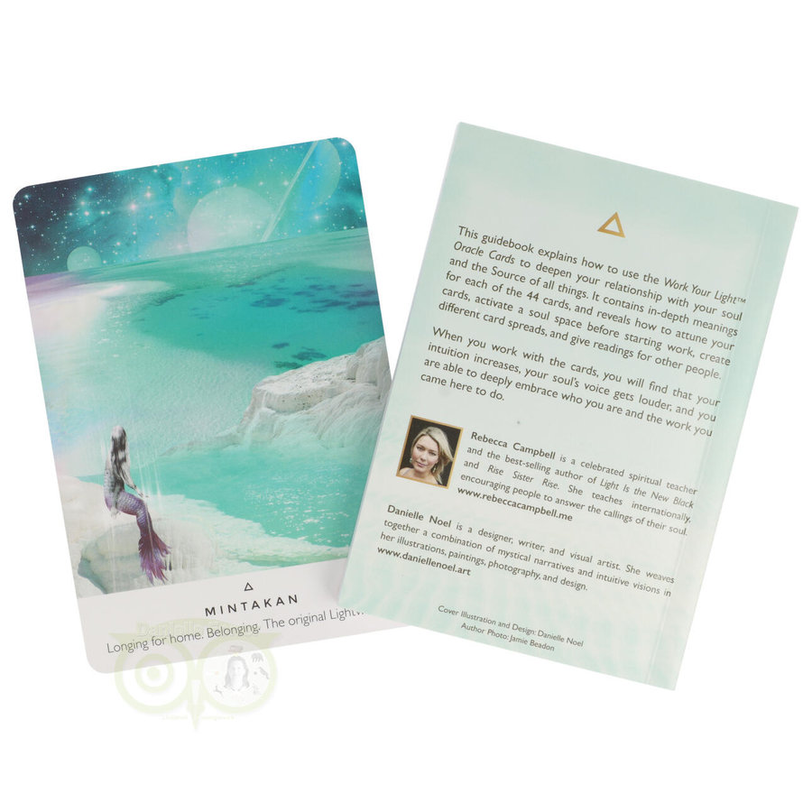 Work your light oracle cards - Rebecca Campbell-5