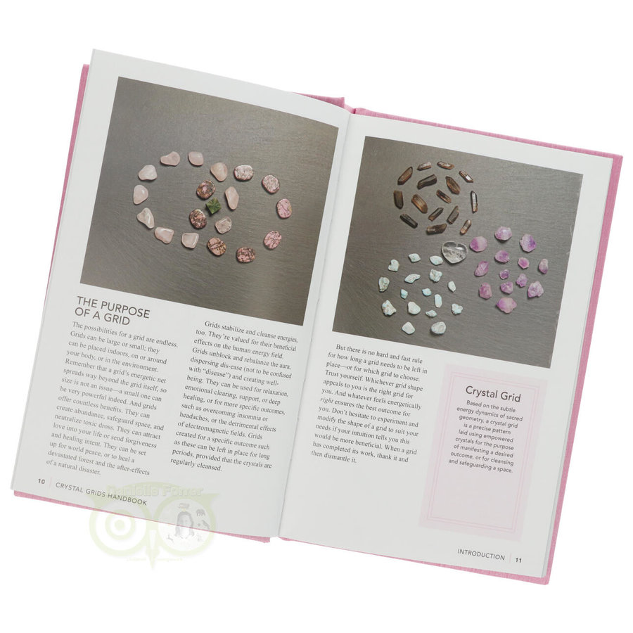 Crystal Grids Handbook - Judy Hall-3