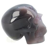 thumb-Agaat Amethist Geode kristallen schedel 523 gram-7