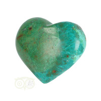 thumb-Chrysocolla Hart Nr 18 - 82 gram - Peru-4