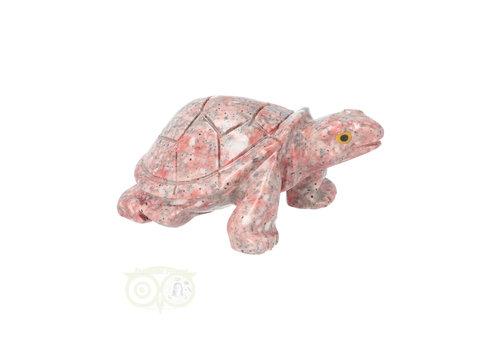 Speksteen ( Steatiet ) Schildpad Nr 12