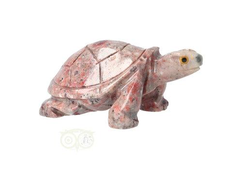Speksteen ( Steatiet ) Schildpad Nr 14