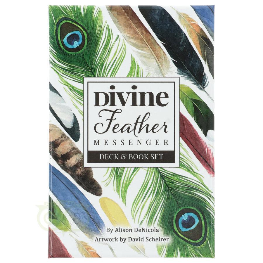 Divine Feather Messenger - Alison Denicola-2
