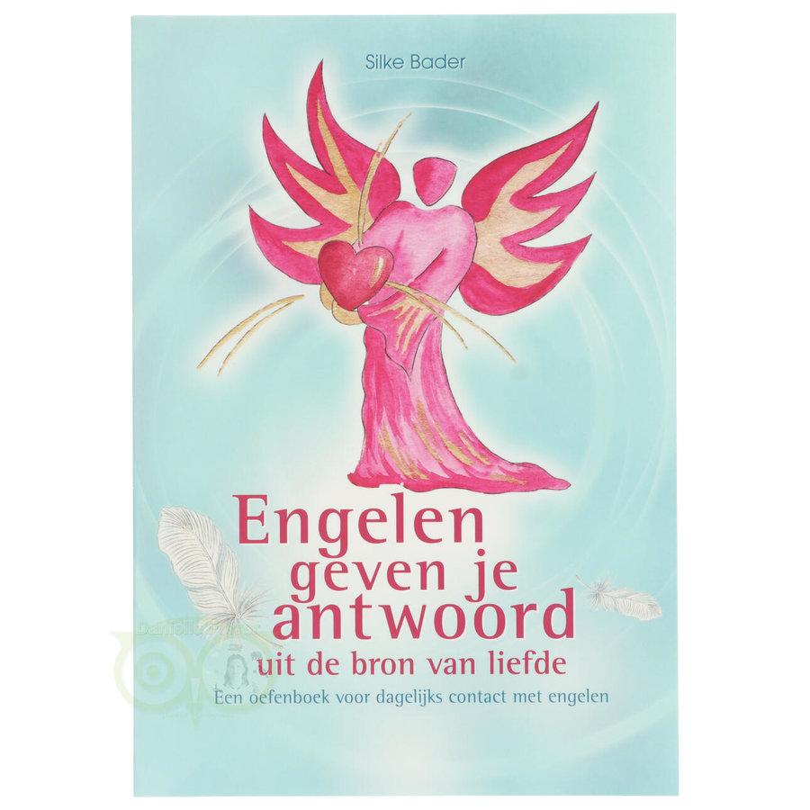 Engelen geven je antwoord - Silke Bader-1