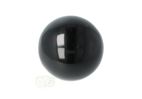 Zwarte Obsidiaan bol Ø 4 cm