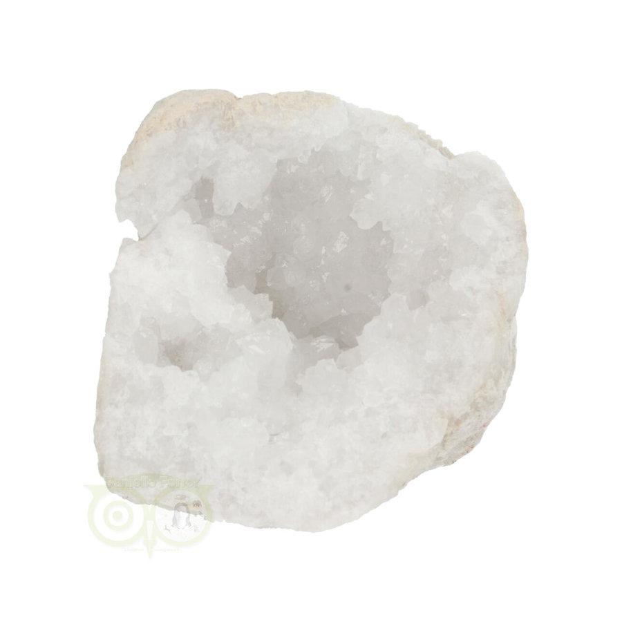 Bergkristal sterkristal geode 656 gram-2