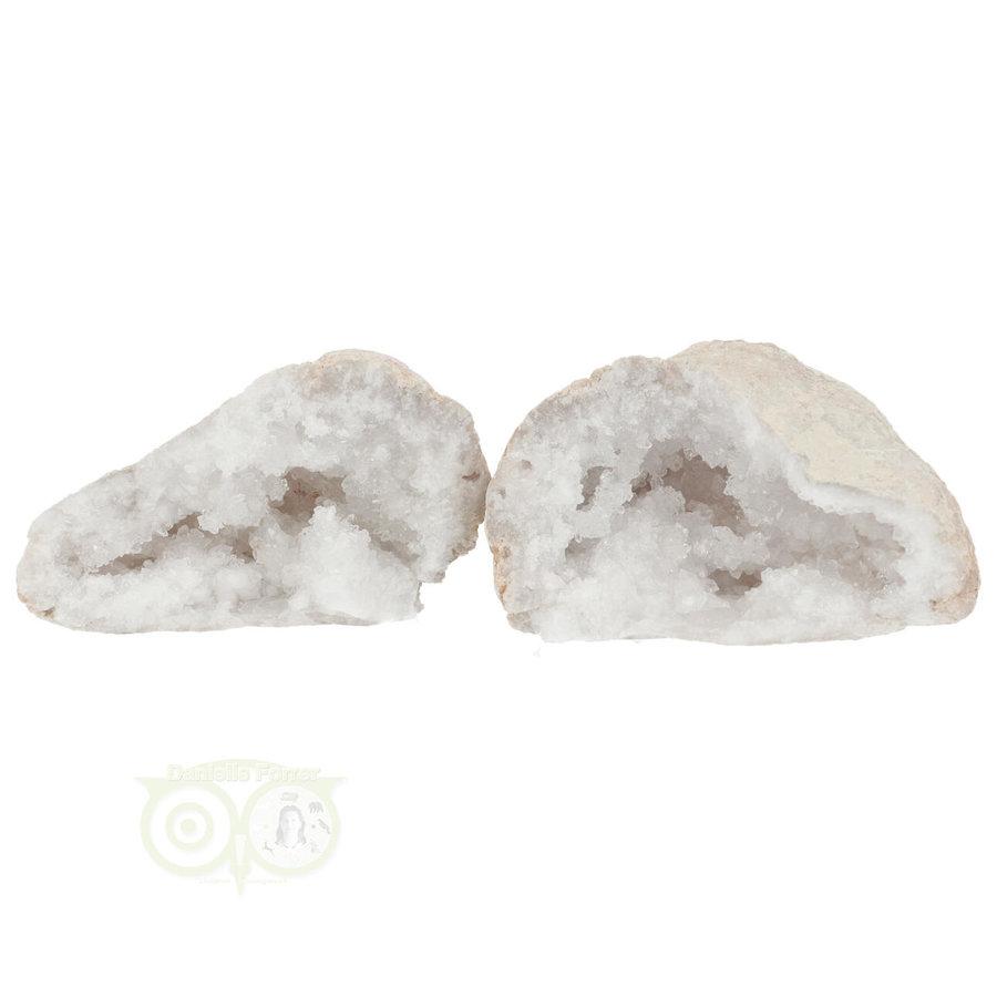 Bergkristal sterkristal geode 440 gram-1