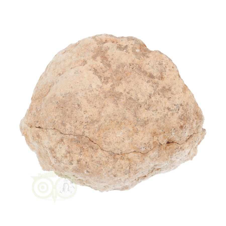 Bergkristal sterkristal geode 433 gram-4