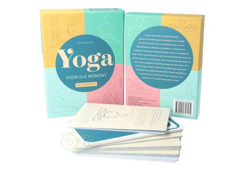 Yoga voor elk moment - Olivia Miller