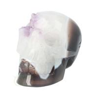 thumb-Agaat kristallen schedel 845 gram-4