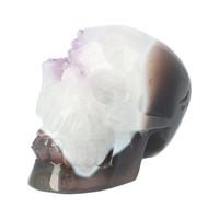 thumb-Agaat kristallen schedel 845 gram-5