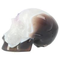 thumb-Agaat kristallen schedel 845 gram-6