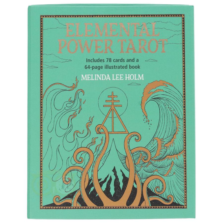 Elemental Power Tarot - Melinda Lee Holm-2