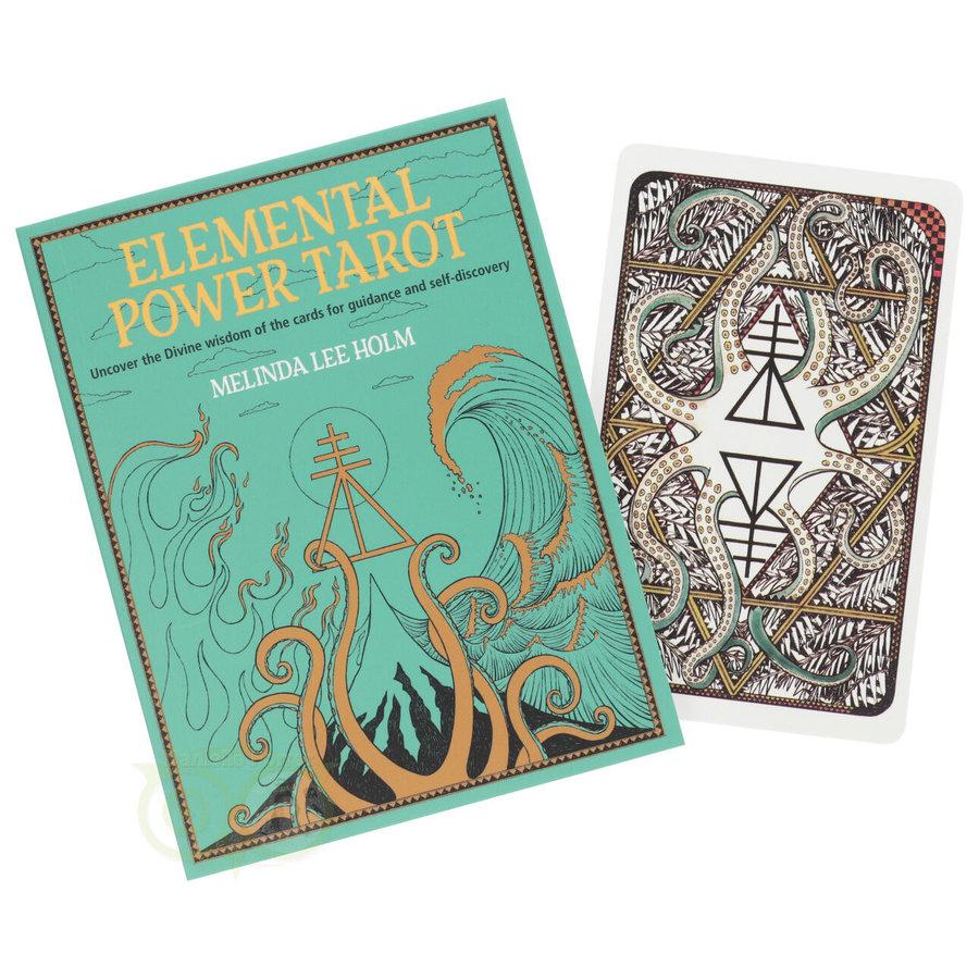Elemental Power Tarot - Melinda Lee Holm-3