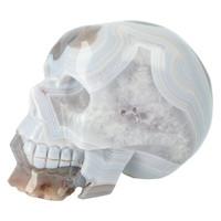 thumb-Agaat kristallen schedel 1023 gram-3