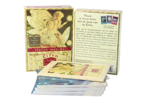 Helen met de elfen - Orakel kaarten - Doreen Virtue