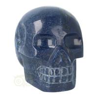 thumb-Blauwe kwarts kristallen schedel 846 gram-9