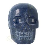 thumb-Blauwe kwarts kristallen schedel 846 gram-10