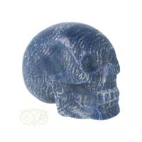 thumb-Blauwe kwarts kristallen schedel 606 gram-1