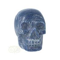 thumb-Blauwe kwarts kristallen schedel 606 gram-3