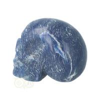thumb-Blauwe kwarts kristallen schedel 606 gram-8