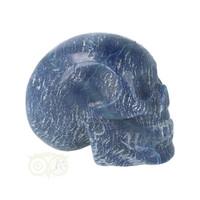 thumb-Blauwe kwarts kristallen schedel 606 gram-10