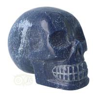 thumb-Blauwe kwarts kristallen schedel 1170 gram-1