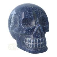 thumb-Blauwe kwarts kristallen schedel 1170 gram-2