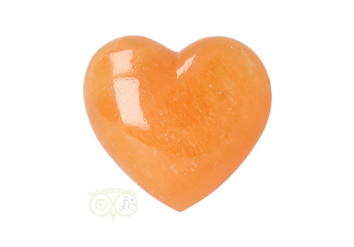 Oranje Calciet hart Nr 14