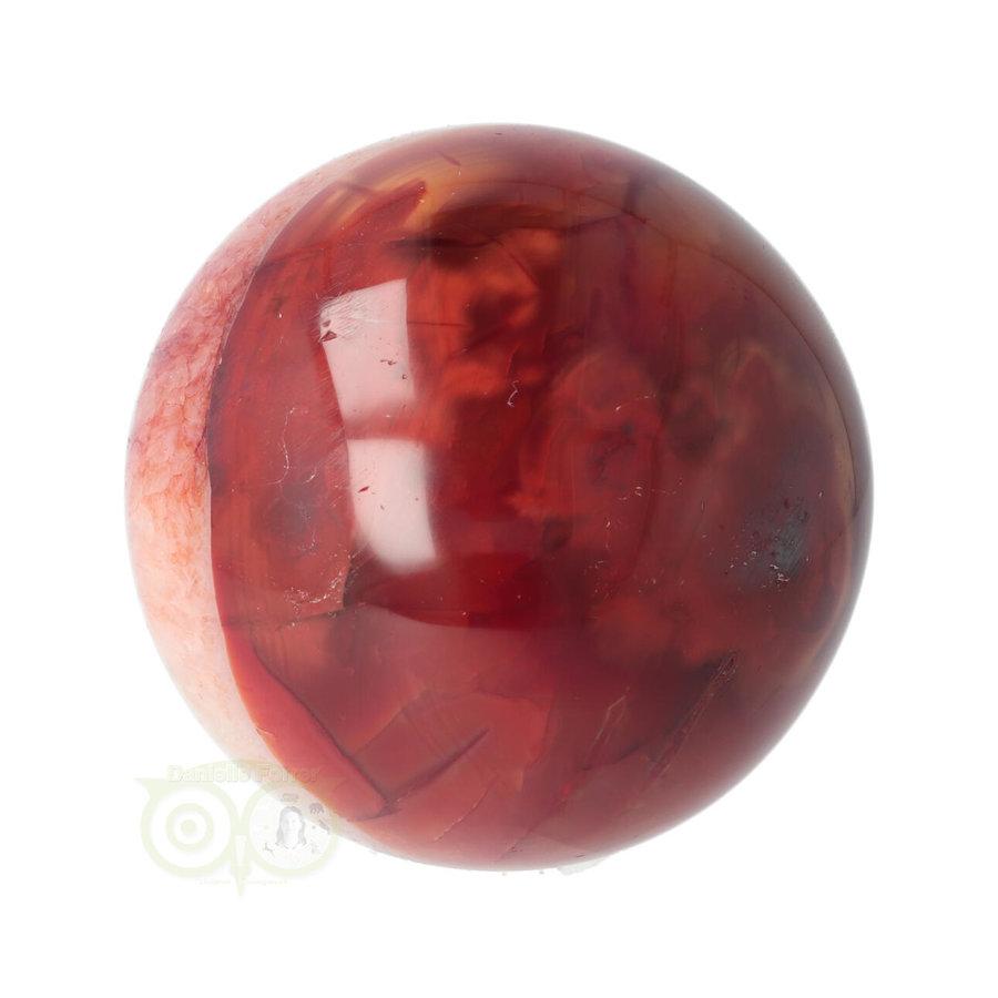 Carneool Bol Nr 34 - Ø 5.73 cm  - 257 gram-1